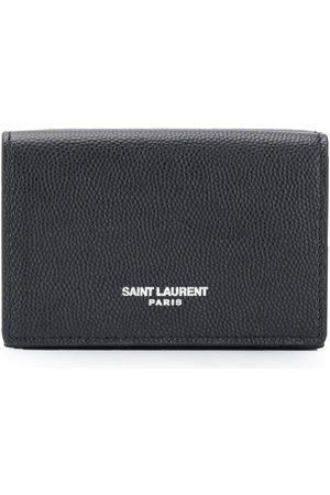 Saint Laurent Homem Bolsas & Carteiras - Grained card case