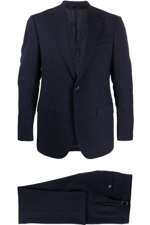 DELL'OGLIO Fitted two piece suit