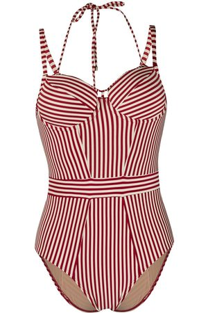 Marlies Dekkers Striped vintage-style one piece