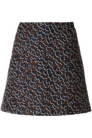 Karen Walker Short fitted skirt
