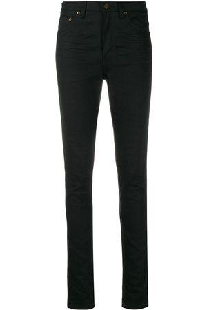 Saint Laurent Mid-rise skinny denim jeans