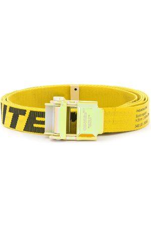 Off-White Homem Cintos - Mini 2.0 Industrial buckle belt
