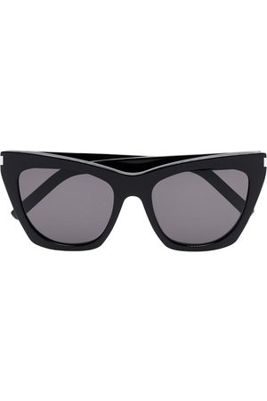 Saint Laurent Kate D-frame sunglasses