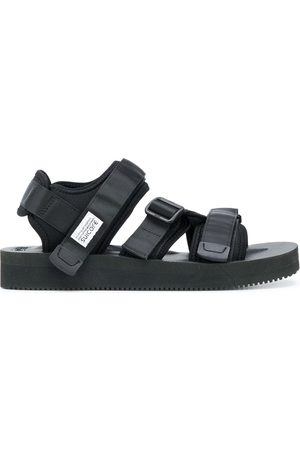 SUICOKE Hook & loop strappy sandals