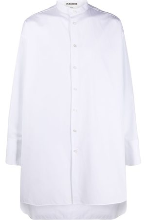 Jil Sander Oversized-fit cotton shirt