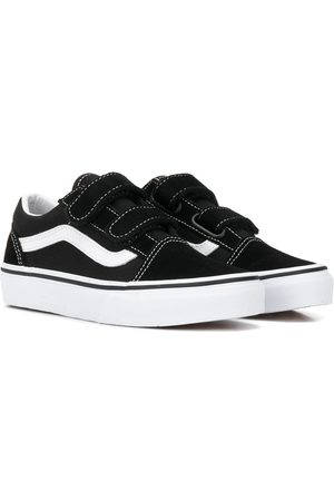 Vans Authentic strapped sneakers