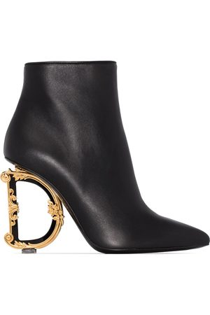 Dolce & Gabbana DG 105mm ankle boots