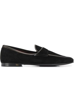 Dolce & Gabbana Contrast trims loafers