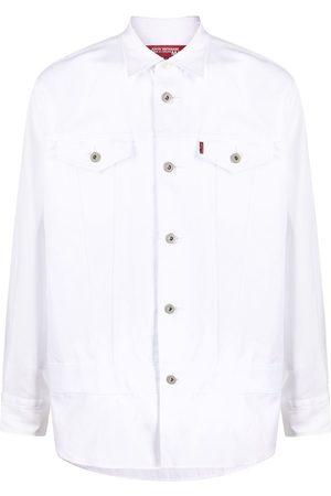 JUNYA WATANABE Homem Casacos - X Levi's Trucker denim jacket