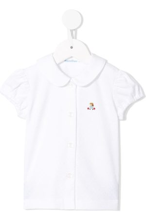 Familiar Embroidered stitched T-shirt