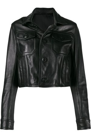 Ami Patch pockets cropped jacket