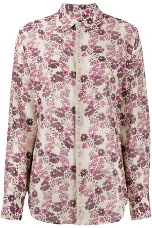 Dsquared2 Floral-print shirt