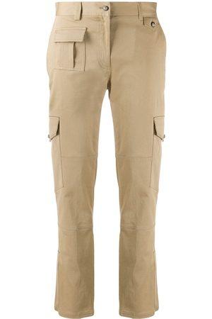 Dolce & Gabbana Senhora Calças Cargo - Slim-fit cargo trousers