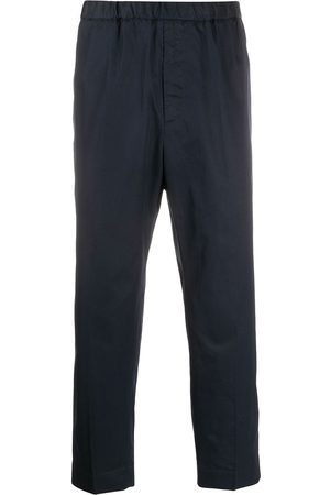 Jil Sander Tapered cropped trousers