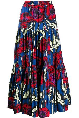 La DoubleJ Big Blooms Big maxi skirt