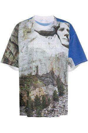 DOUBLET Rushmore T-shirt