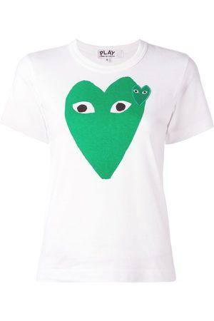 Comme des Garçons Senhora T-shirts - Logo print T-shirt