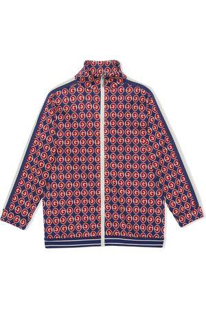 Gucci G logo track jacket