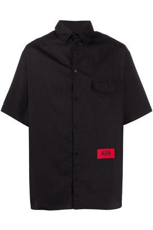 424 FAIRFAX Homem Manga curta - Short sleeve shirt