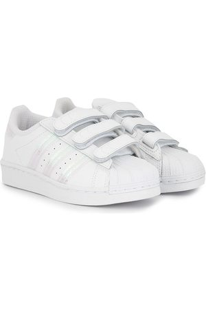 adidas Superstar low-top trainers