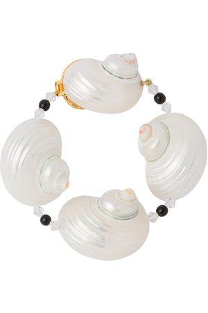 Prada Oversized shell bracelet