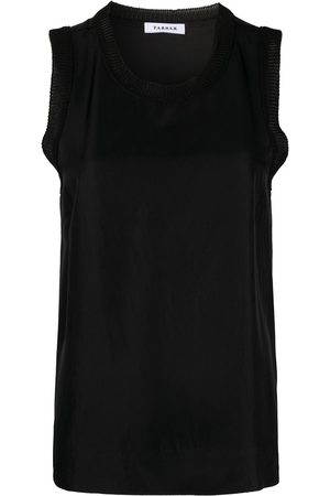 P.a.r.o.s.h. Relaxed-fit vest