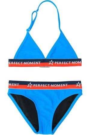 Perfect Moment Colour block triangle bikini