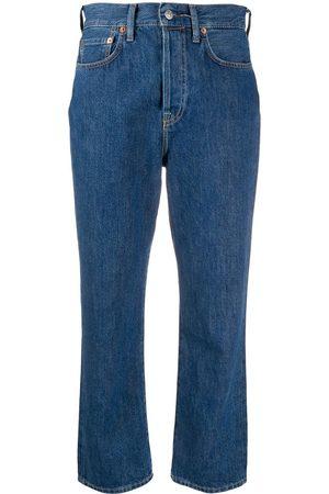 Acne Studios Mece Dark Trash jeans