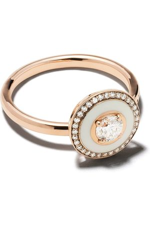 SELIM MOUZANNAR 18kt diamond Mina ring