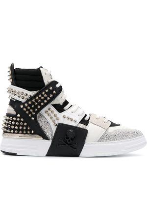 Philipp Plein Homem Tops & T-shirts - Phantom Kick$ high top sneakers