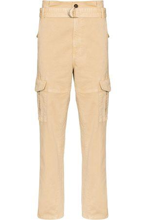 Frame Safari high-rise cargo trousers