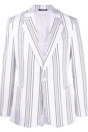 Dolce & Gabbana Striped pattern blazer