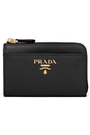 Prada Zipped pouch keychain