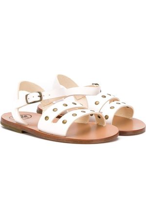 PèPè Studded open toe sandals