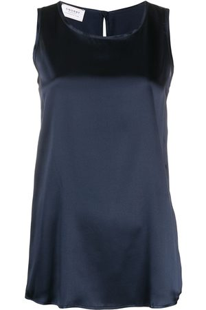 SNOBBY SHEEP Crew neck sleeveless top