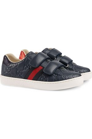 Gucci Children's Gucci Signature sneaker with Web