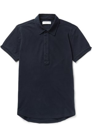 Orlebar Brown Homem Manga curta - Sebastian Slim-Fit Cotton-Piqué Polo Shirt