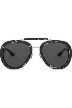 Miu Miu Eyewear Aviator tinted sunglasses