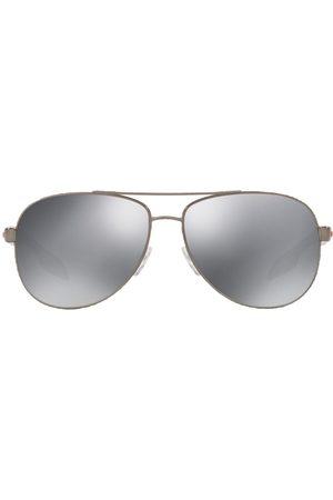 Prada Eyewear Prada Linea Rossa aviator-frame sunglasses