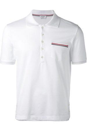 Thom Browne Chest pocket polo shirt