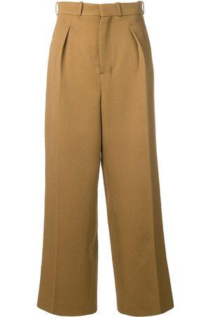 Ami Paris Large Fit Trousers