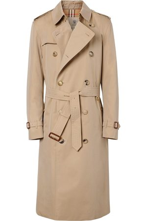 Burberry The Kensington Heritage long trench coat