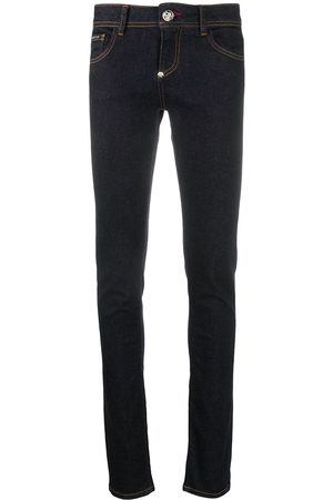 Philipp Plein Basic Slim-Fit jeans