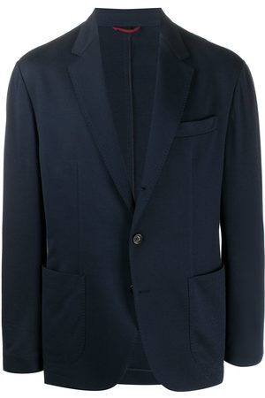 Brunello Cucinelli Single-breasted fitted blazer