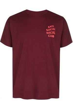 Anti Social Social Club Logo print T-shirt