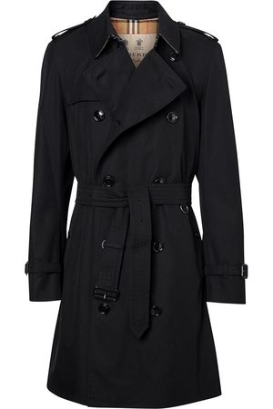 Burberry Homem Gabardinas - Chelsea Heritage midi trench coat