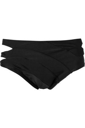 AMIR SLAMA Homem Fatos-de-banho - Cut out trunks