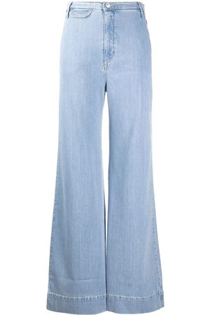 Katharine Hamnett London High rise flared jeans