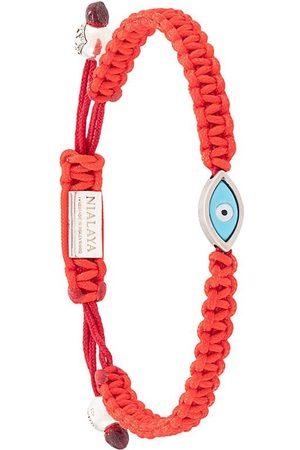 Nialaya Homem Pulseiras - Evil eye bracelet