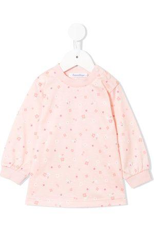 Familiar Bebé Conjuntos - Floral track suit